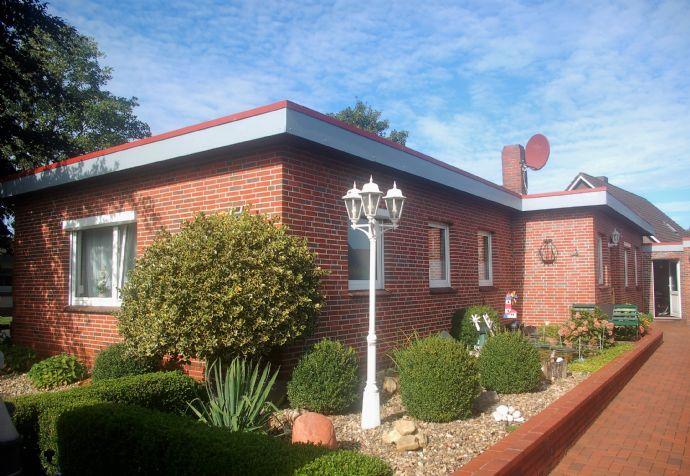 Gepflegtes ebenerdiges Einfamilienhaus als Kapitalanlage