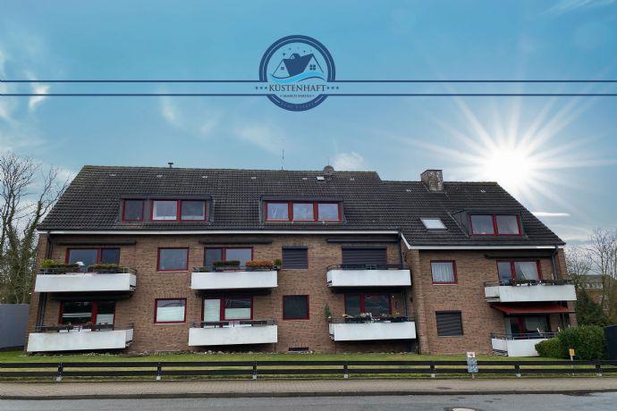 **RESERVIERT**Timmendorfer Strand: Sanierte 3-Zimmer Wohnung mit Balkon zum Wohlfühlen...