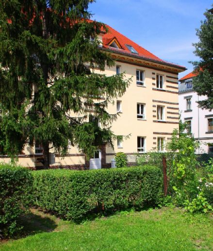 3-Zimmer-Wohnung im Altbau