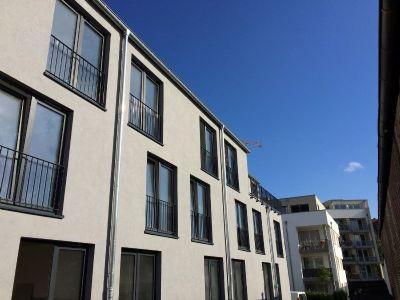 helle und moderne 3-Zimmer-Wohnung in Zentrumsnähe