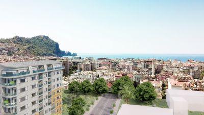 Alanya Wohnungen, Alanya Wohnung kaufen