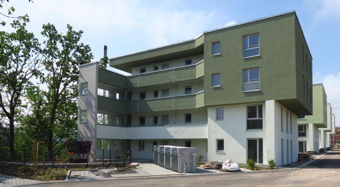 Neubauwohnungen am Weichselfeld Bamberg Gaustadt
