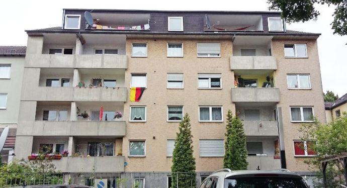 ++sanierte Singlewohnung mit Balkon++