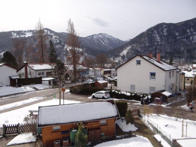 Sonne pur - Reihenmittelhaus auf dem Kalvarienberg in Immenstadt