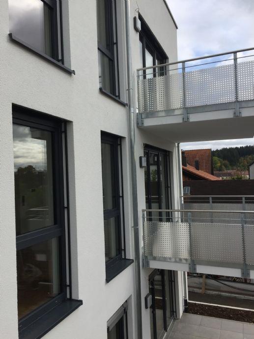 Attraktive 2,5-Zimmer-Wohnung, NEUBAU, Zentrum VS-Schwenningen