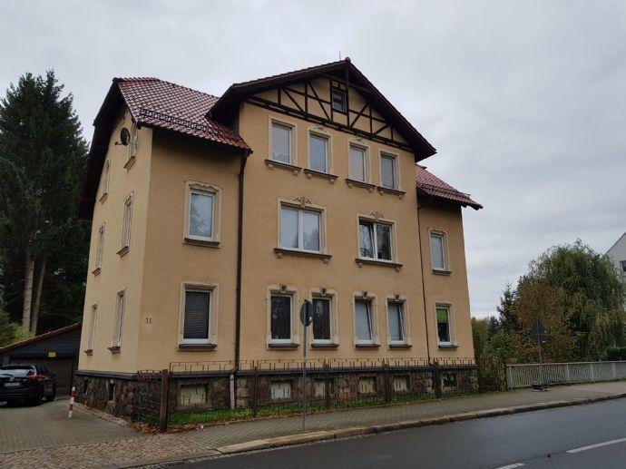 Hübsche 2-Raum-Wohnung in bester Lage von Chemnitz