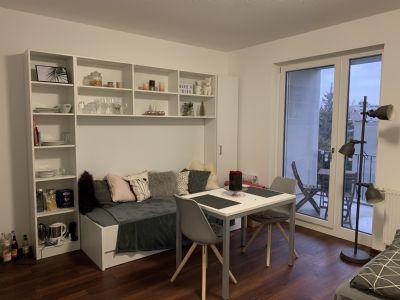 1 Zimmer Wohnung Freiburg Mieten