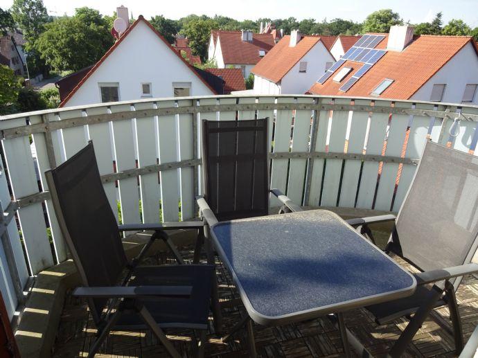 Ich bin klein, kann aber noch wachsen...! Schönes 1,5 Zimmer-Appartement in Schwabach zu verkaufen