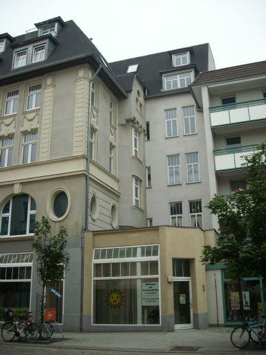 4 Raum Wohnung in Altbaustadthaus direkt am Markt