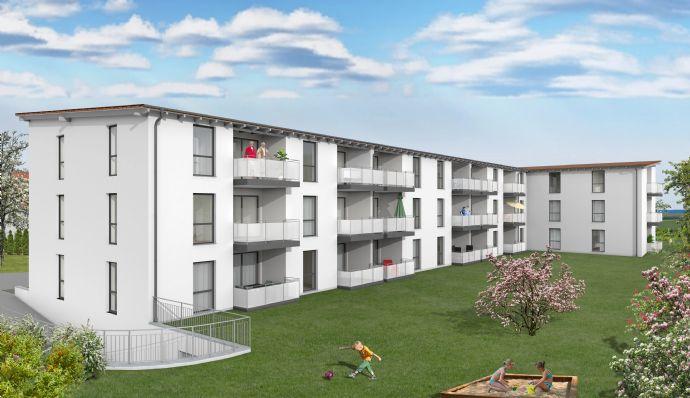 Neubauprojekt in Burgbernheim - Wohnung 1 -