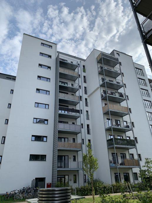Voll möbliertes 1 Zimmer Apartment im Herzen von Nürnberg
