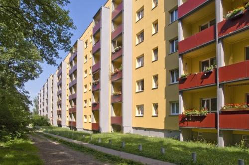 3,0-Zimmerwohnung mit Balkon!