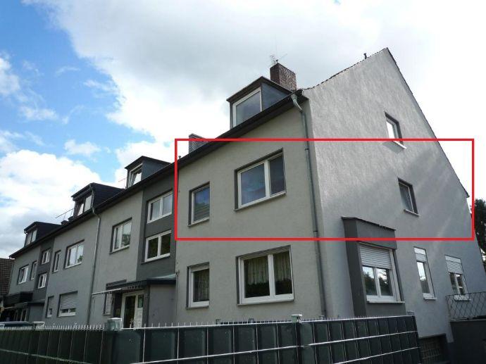 Attraktive 2-Zimmer-Wohnung mit großem Sonnenbalkon - 1. Etage! Direkt am Königsforst!