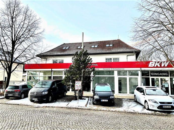 LEHNITZSEE-IMMOBILIEN Baugrundstück für Wohnungsbau