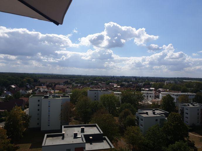 Über den Dächern des Duisburger