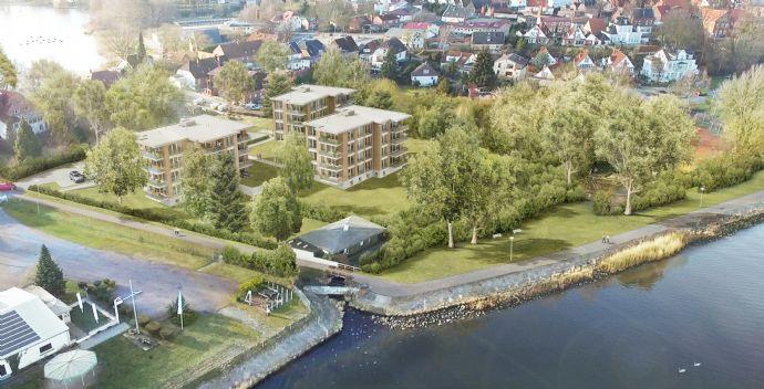 Heimathafen Schlutup - Wohnen direkt an der Trave