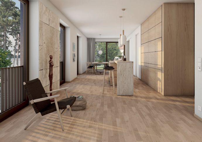 Einmalige 3-Zimmer Wohnung mit Südbalkon