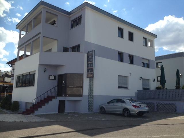 Top Haus mit Gewerbe (Korb)