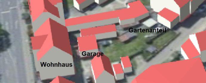 Großzügige Stadtwohnung inkl Gartenanteil und