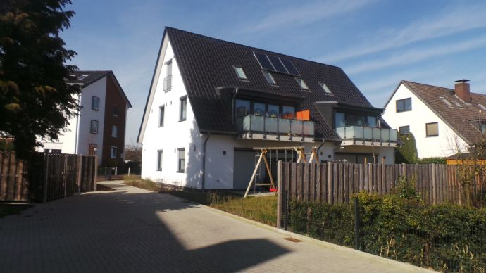 Kirchhuchtinger Landstraße - Appartement - 30m² - ruhige rückwärtige Lage