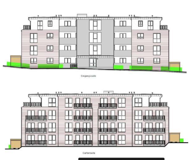 Erstbezug! - Moderne 3 Raum-Wohnung in Lohbrügge