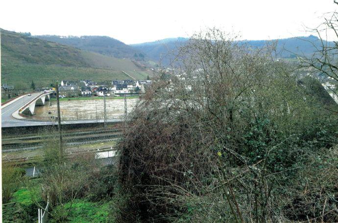 Voll erschlossenes Baugrundstück mit traumhafter Aussichtslage in Treis-Karden