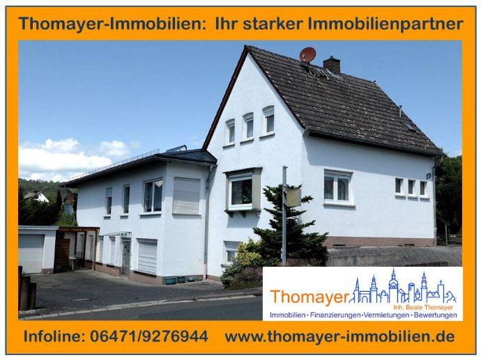 ***Wohnhaus aufgeteilt in 3 Einheiten, mit vielen Möglichkeiten!!! Teilweise behindertengerecht!!!***