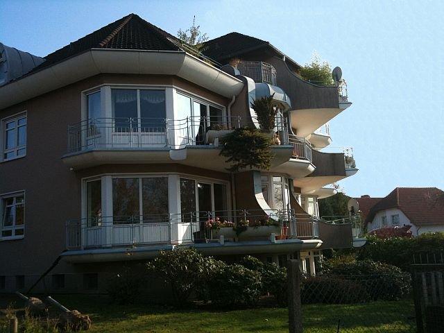 Schöne EG-Wohnung mit Terrasse in toller ruhiger Zentrumslage, auf Wunsch mit Einbauküche