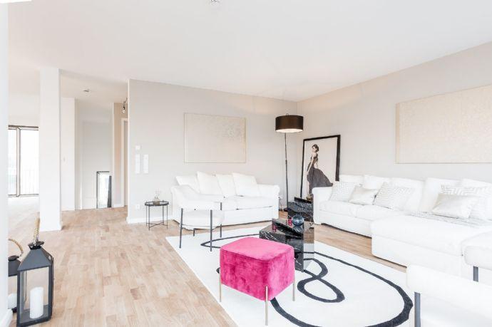 4 Zimmer Wohnung inkl. 105qm² eigener Garten!
