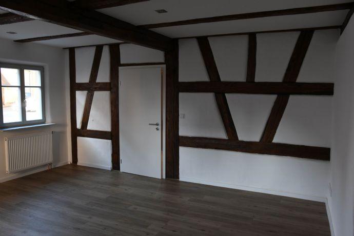 Baiersdorf 3-Zimmer-Wohnung in liebevoll restauriertem kernsaniertem Bauernhaus