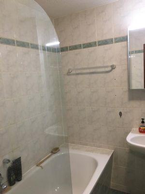 Schöne helle 2-Zimmer-Wohnung im Zentrum von Weißenberg in der 1. Etage mit Einbauküche!