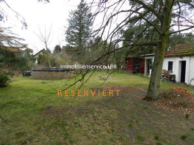 Grundstück in Mahlsdorf mit viel Potenzial