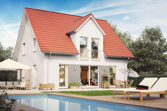 Schönes Massiv-Haus in der Ortsrandlage von Altlußheim