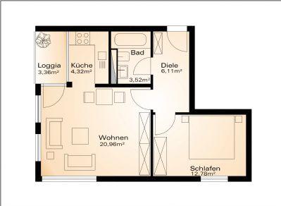Rackwitz Wohnungen, Rackwitz Wohnung mieten