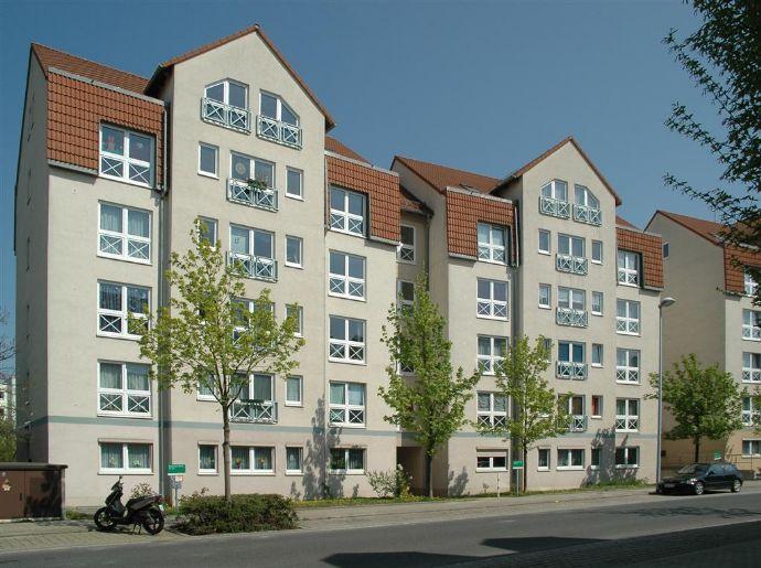große 2-Raum-Wohnung