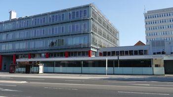 Wilhelmshaven Halle, Wilhelmshaven Hallenfläche