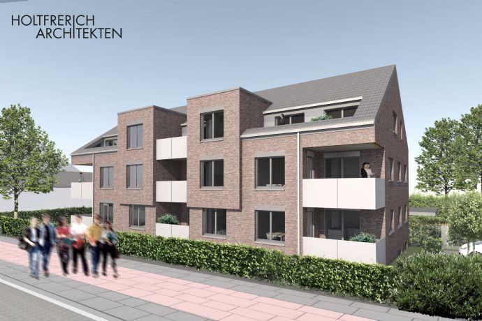 Erstbezug: attraktive 2-Zimmer-Wohnung in Nordwalde