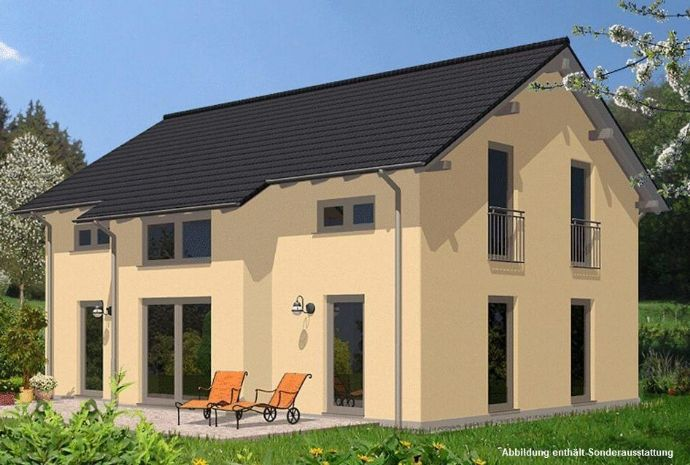 Ihr großräumiges neues Zuhause in Bernsdorf