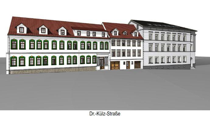 Historisches Gebäude im Herzen von Nordhausen