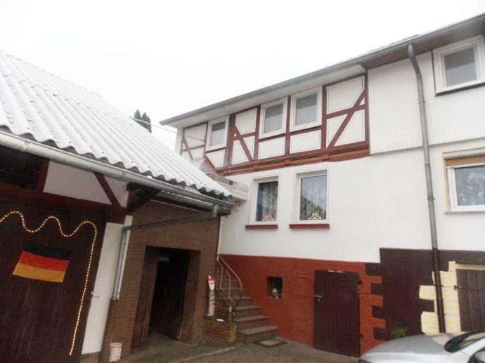 Einfamilienhaus in Kleinalmerode