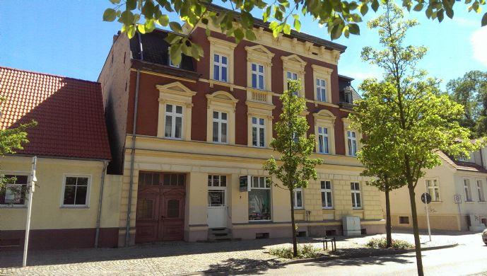 Ein attraktiver Altbau mit Charme in zentraler Altstadtlage von Schwedt