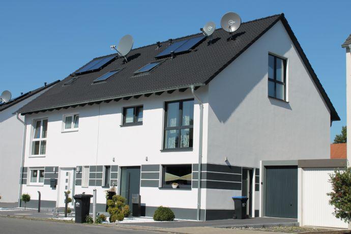Neubau! 4 Moderne und großzügige Doppelhaushälften