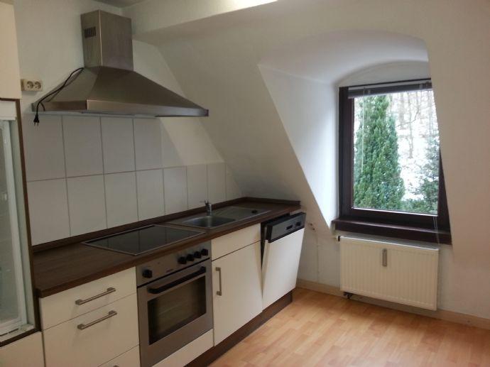 Renovierte, helle und lichtdurchflutete 3-Raum-Whg., 89,5 m² mit Einbauküche und Garten, Kassel Bad Wilhelmshöhe