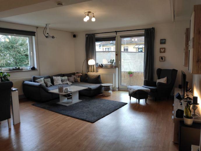Geräumige 2-Zimmer-Wohnung in bester Innenstadtlage zu vermieten