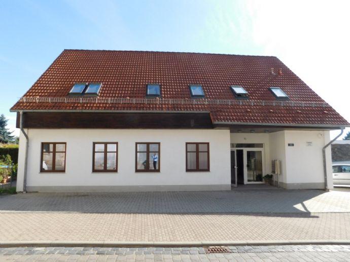 Behindertengerechte 2-Raum-Wohnung in Gerbstedt ----Sonnenseite-----