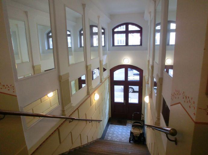 2-Raumwohnung mit offener Wohnküche und