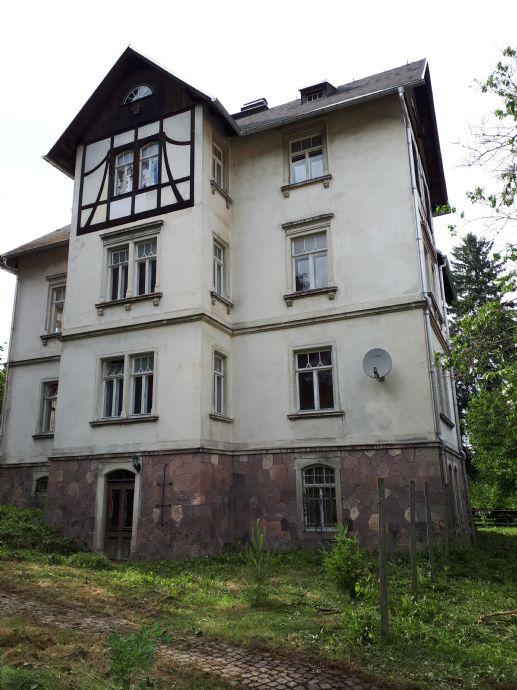 Provisionsfrei: Fabrikanten-Villa mit Charme in Wünschendorf