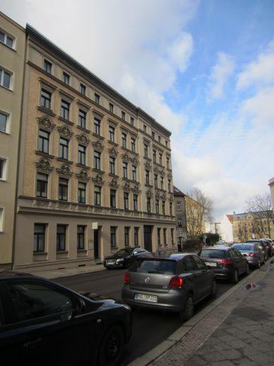 geräumige 3-Raum-Wohnung