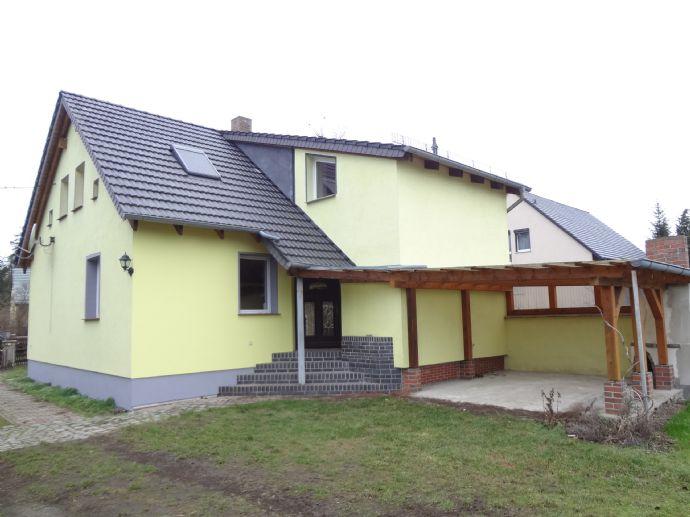 Idyllisch gelegenes Haus mit Grundstück nahe Cottbus