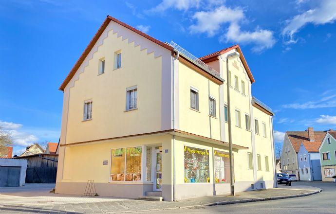 Wohn- und Geschäftshaus in zentraler Lage in Allersberg bei Nürnberg